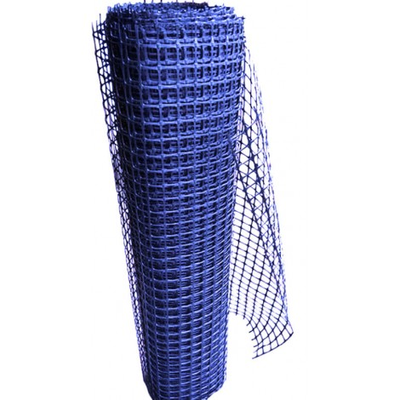 Clôture jardin Bleu Maille 20/20 mm