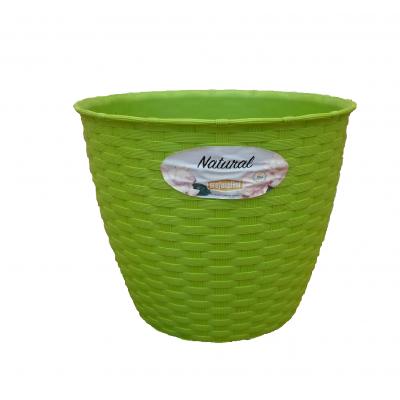 Natural cylindrique Vert