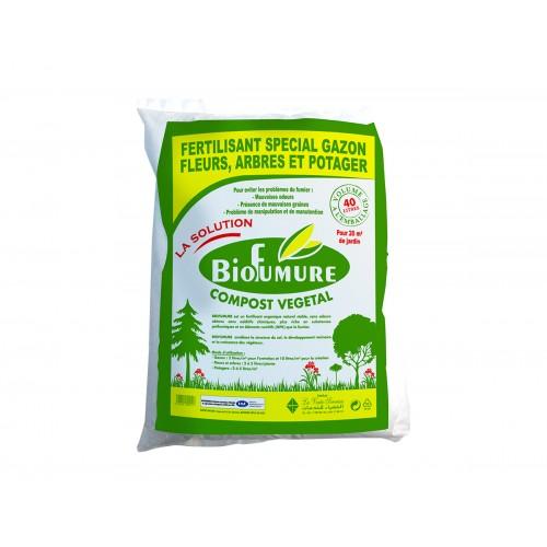Bio Fumure Compost Végétal