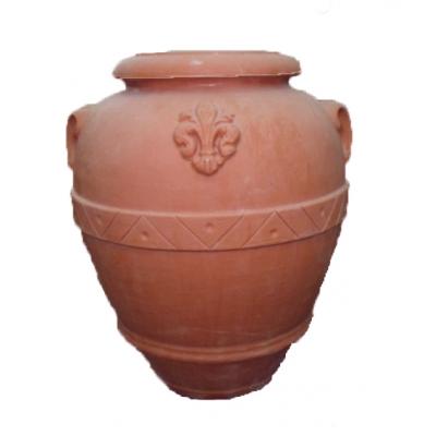 Pot Kenzi Guida Terracotta